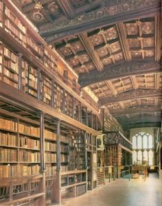 Bibliotheek geesteswetenschappen