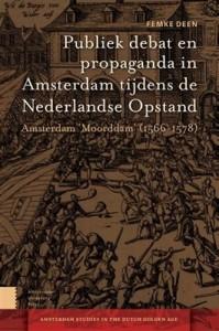 Femke Deen publiek debat en propaganda