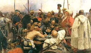 Kozakken brief aan de sultan