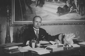 Mussolini kat