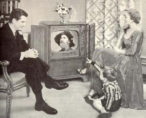 geschiedenis op tv